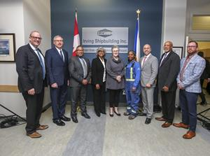 Pathways to Shipbuilding for African Nova Scotians Partners