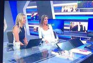 Grit Capital CEO's Genevieve Roch-Decter & Nicole Marchand on Bloomberg-BNN's Market Call June 2018