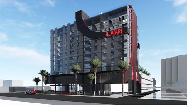 Atari Hotels Render 2