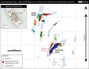 Figure 2 - Altan Nar Plan Map