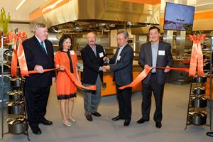 Hestan Recognized with Reception at The CIA at Copia