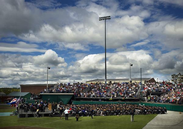 All of this year's valedictorians and salutatorians will be recognized for their academic accomplishments along with the rest of the Class of 2021 at Husson University's 122nd Annual Commencement Exercises, on Saturday, May 8 at 10 a.m. and 2 p.m. at the Dr. John W. Winkin Sports Complex. The 10 a.m. Commencement ceremony will be for students who have completed master's degrees, doctoral degrees and/or graduate certificates while the 2 p.m. Commencement ceremony will be for all undergraduate students.   Both ceremonies will be held outdoors in accordance with CDC guidelines. All graduating students and their guests will be required to wear masks and maintain physical distancing during the events. This year, Husson University will award over 838 degrees to 743 graduates.