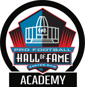 Pro Football Hall of Fame Academy Logo