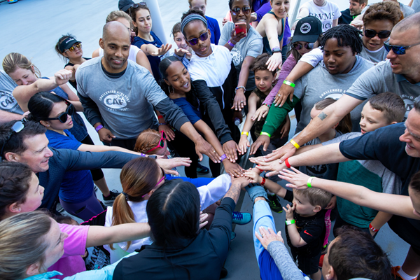 Challenged Athletes Foundation's new Move To Include Network provides companies purpose through sports and wellness.