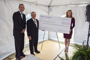 SECU Members Help Bring New Cancer Center to New Bern with $3.5 Million Grant