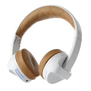 IFROGZ Impulse™ Wireless Headphones White/Beige