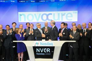 Nasdaq Welcomes Novocure Limited To The Nasdaq Stock Market Nasdaq