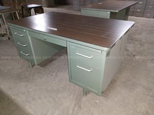 Vintage Mid Century Steelcase Tanker Furniture For Sale On