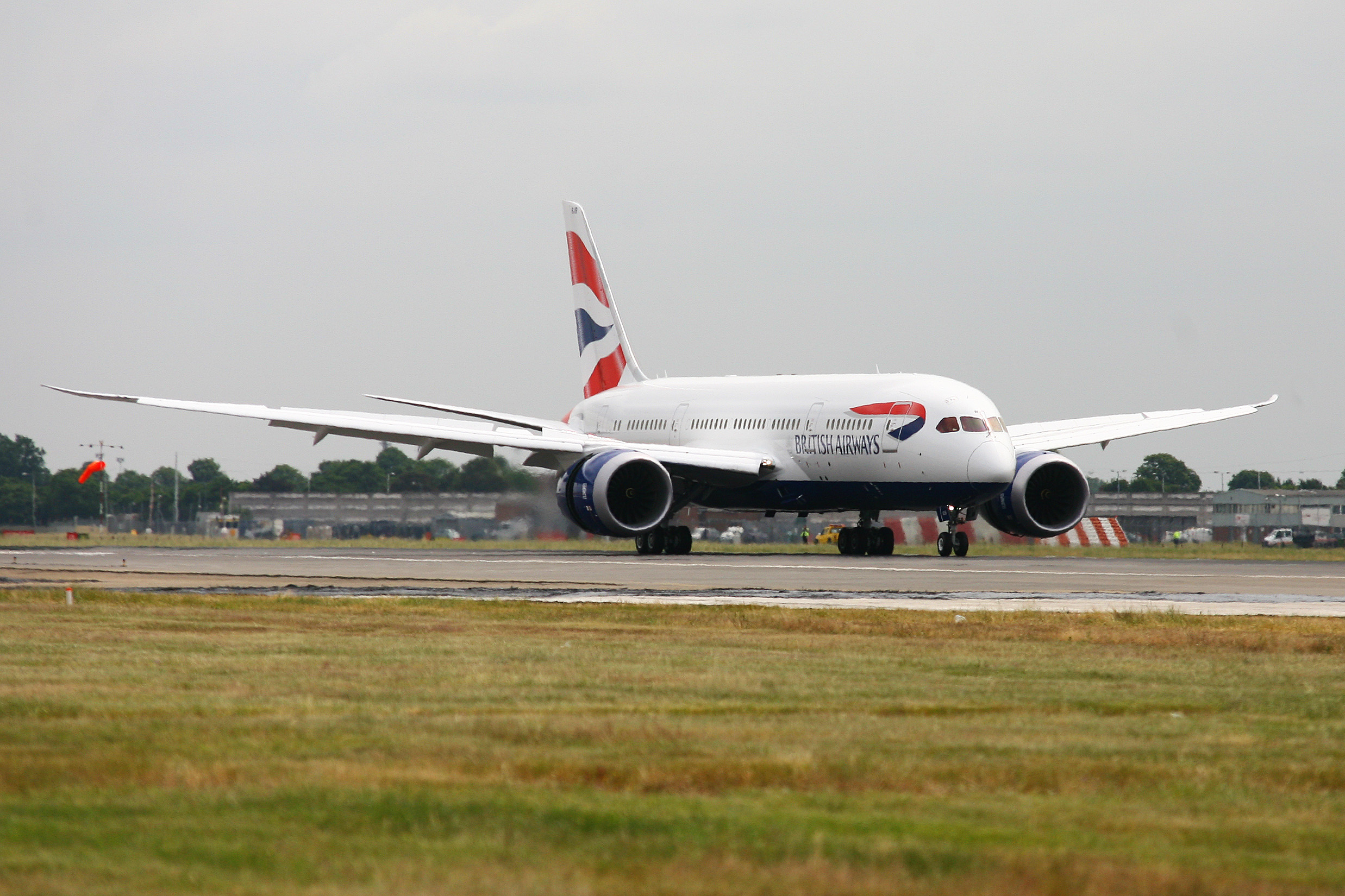 British Airways Announces Services Between New Orleans and London