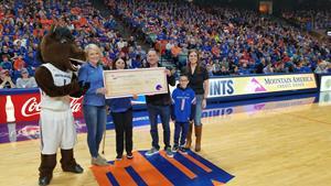 Mountain America Credit Union Donates $15,000 to St  Luke's