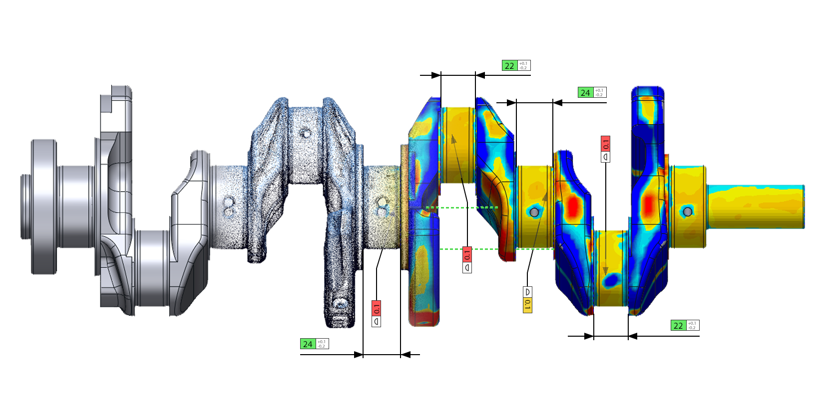 3d systems releases new 3d inspection capabilities with