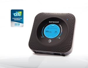 Nighthawk LTE Mobile Router