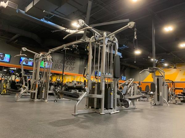 The new ParkerFit facility at Parker University.
