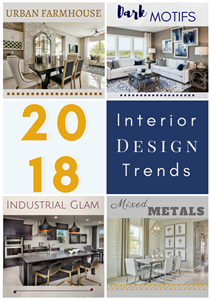 Pulte Homes Provides Its Top Interior Design Trends For 2018