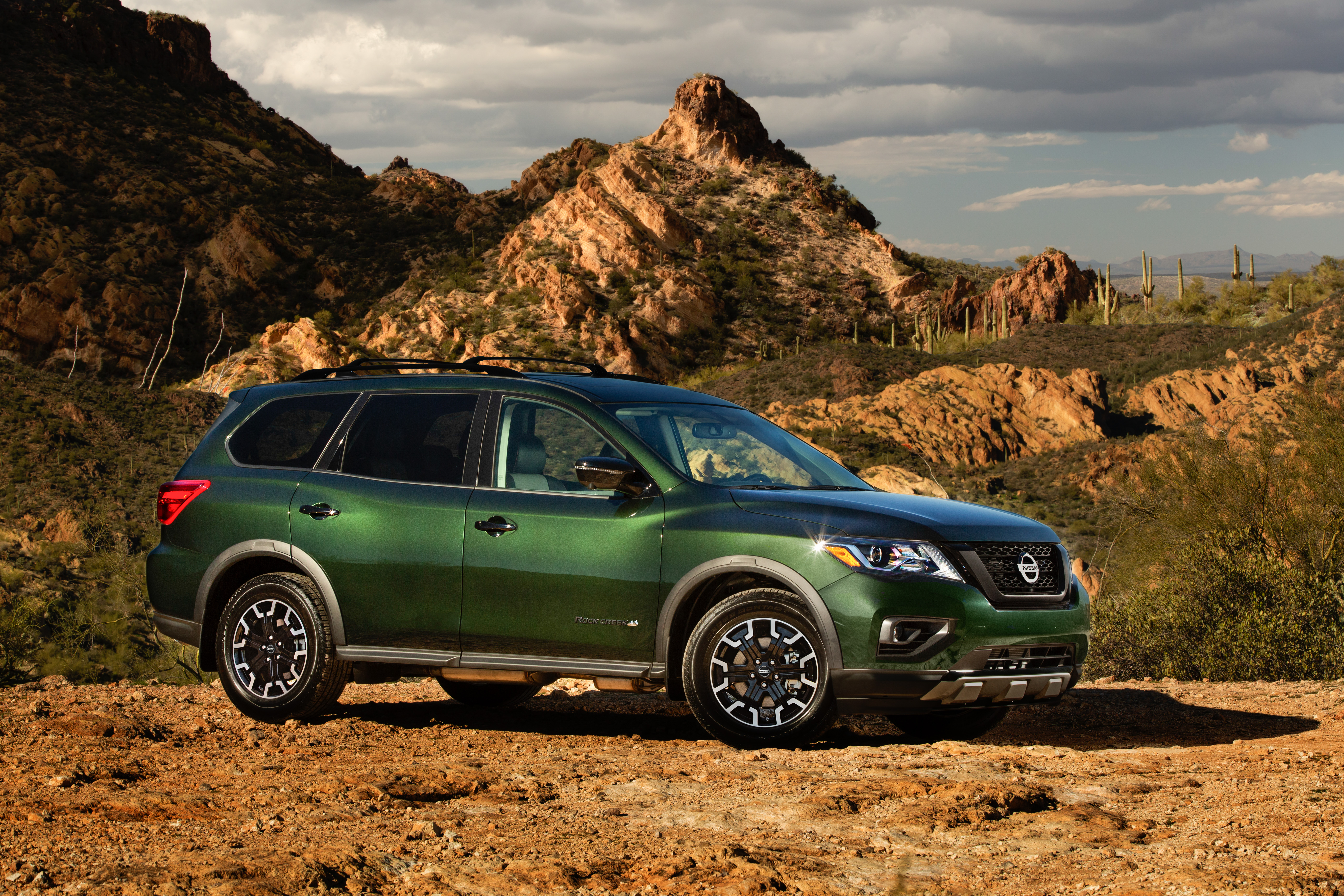 Nissan Pathfinder Rock Creek Edition