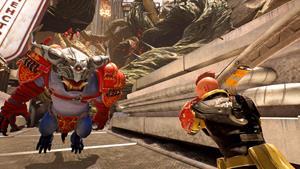 Breach Gameplay Screenshot 1