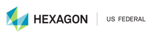 Hexagon US Federal Logo