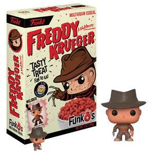 A Nightmare on Elm Street's Freddy Krueger FunkO's