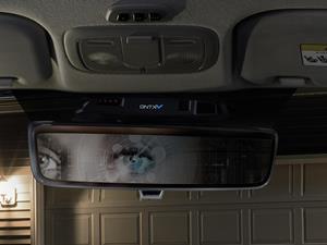 Gentex Biometrics Mirror