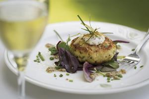 Pan Fried Crab Cakes