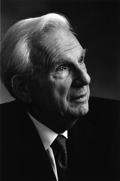 Henry Bloch Portrait