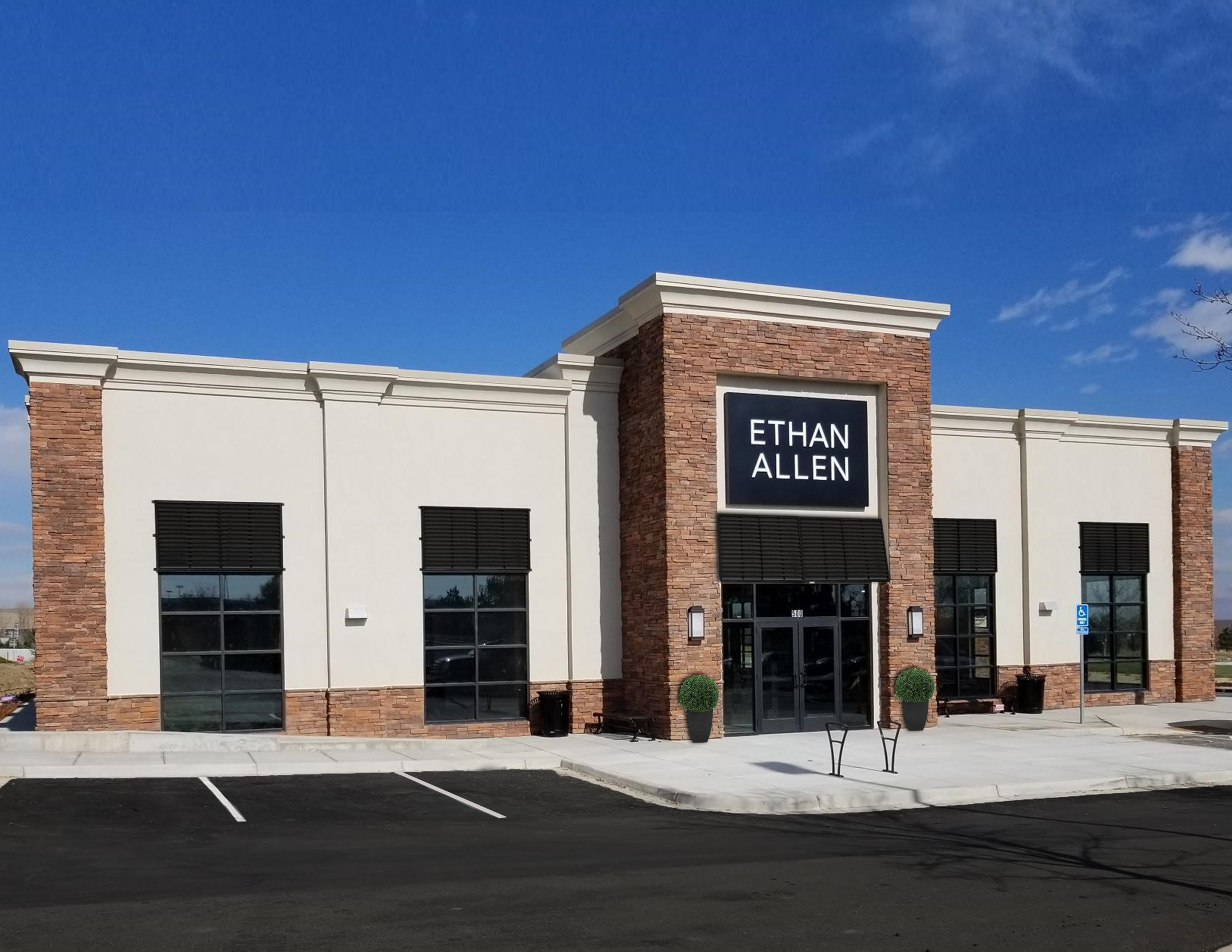 Ethan Allen Design Center Set to Open in The Superior Marketplace