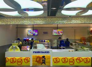 Wetzel's Pretzels opens in the Reel Mall in Shanghai
