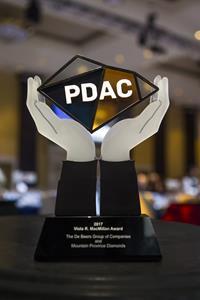 PDAC Award