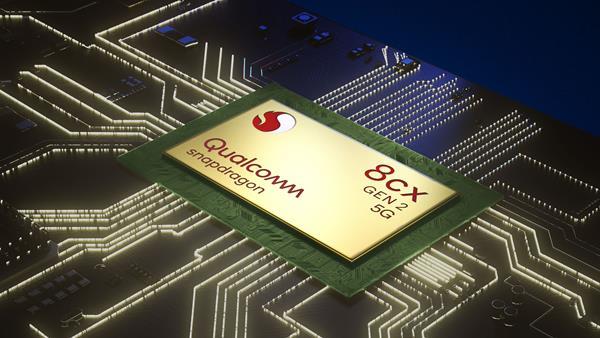 Qualcomm Snapdragon 8cx Gen 2 5G compute platform chip