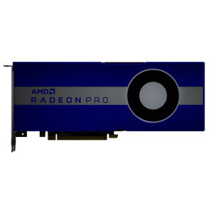 AMD Radeon Pro W5700 Graphics Card