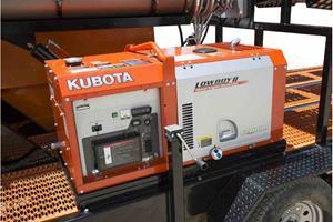 RNT-WCDE-11-PLM50-16X500LTL-LED Kubota Genset