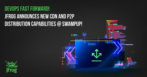 swampUP 2020 Announcement