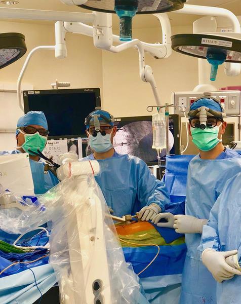 Virginia Spine Institute Surgical Team