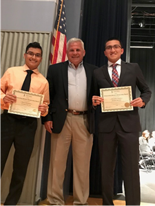 Houston Scholarship Recipients