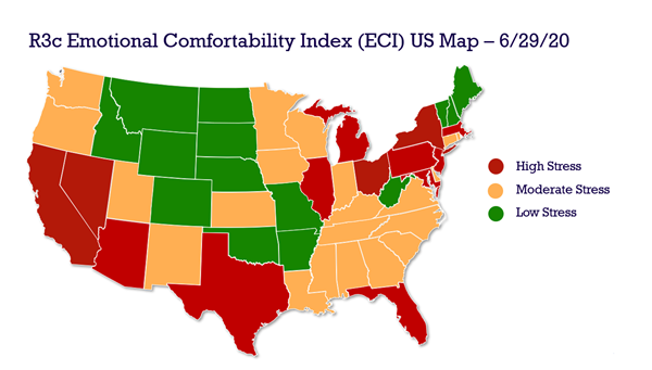6-29 Emotional Index Map