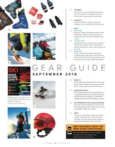 2019 SKI Magazine Gear Guide