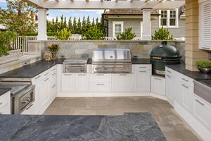 Trex Teams With Danver To Offer Sizzling New Outdoor Kitchens