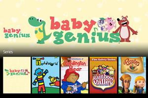 GENIUS BRANDS INTERNATIONAL LAUNCHES SECOND CHILDREN'S CONTENT DESTINATION ON XFINITY ON DEMAND PLATFORM WITH BABY GENIUS®