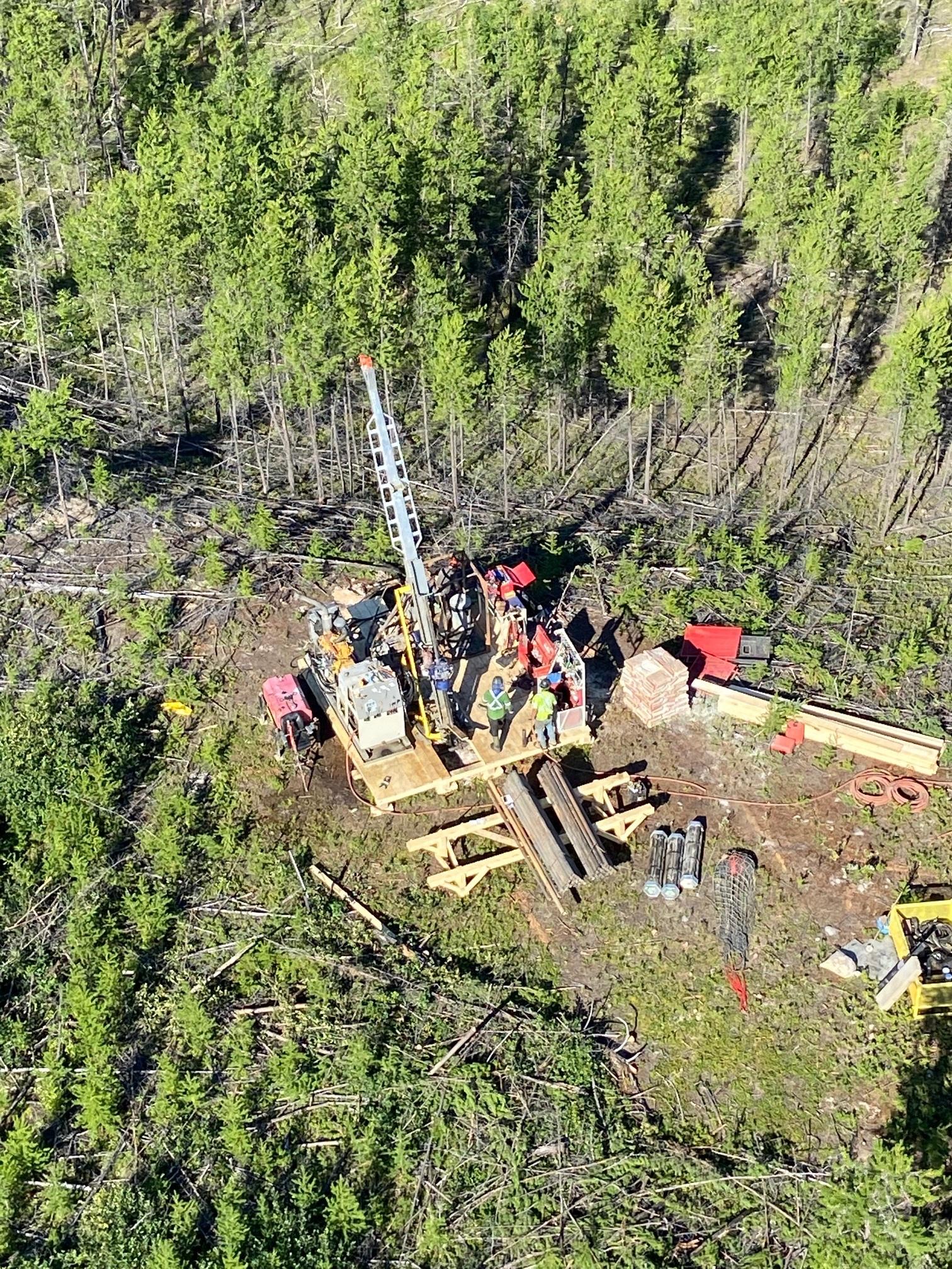 Standard Uranium Drilling Image 2