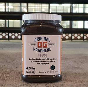 GrapheneCA Launches Graphene-based Admix to Improve Cement