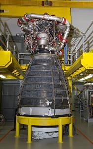 AR-22 Rocket Engine at Stennis Space Center