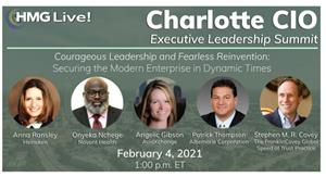 2021 HMG Live! Charlotte CIO Executive Leadership Summit