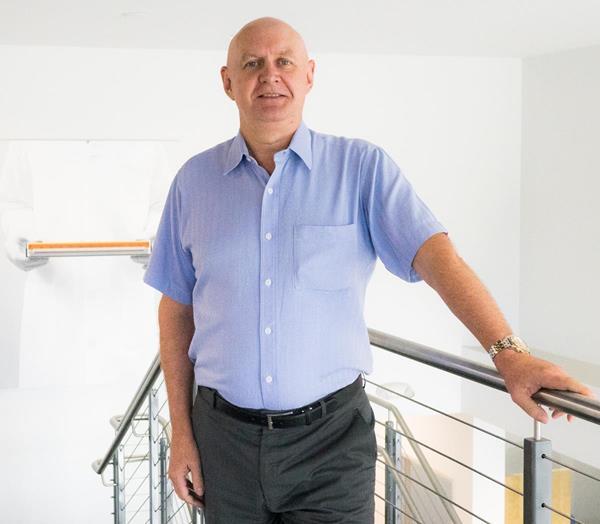 Bent Serritslev Memjet Senior Vice President APAC