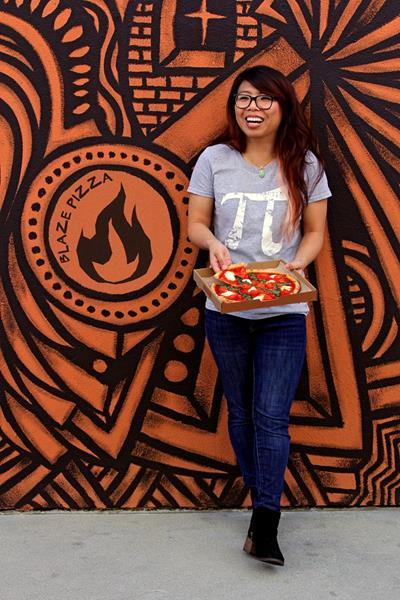 Blaze Pizza Celebrates Pi Day 2019