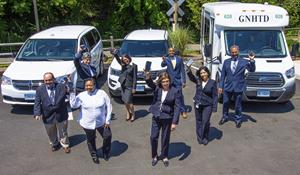 Greater New Haven Transit District Team