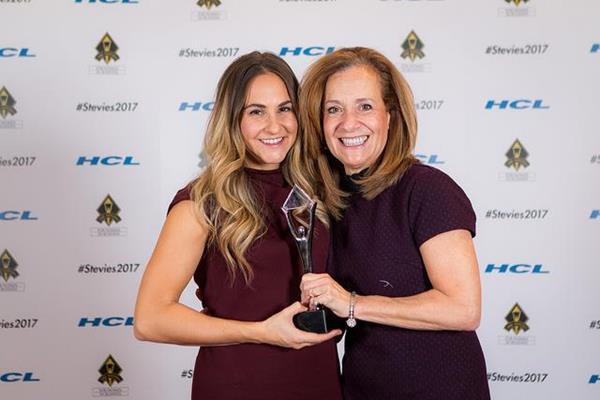Silver Stevie Award Winners, Women in Business