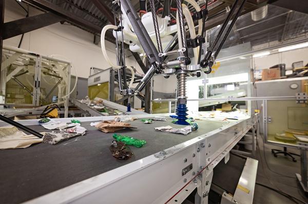 AMP's AI-guided robotics system