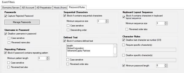 Enterprise Password Enforcer