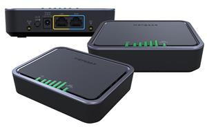 NETGEAR 4G LTE Modems Keep Your Business Online When Cable