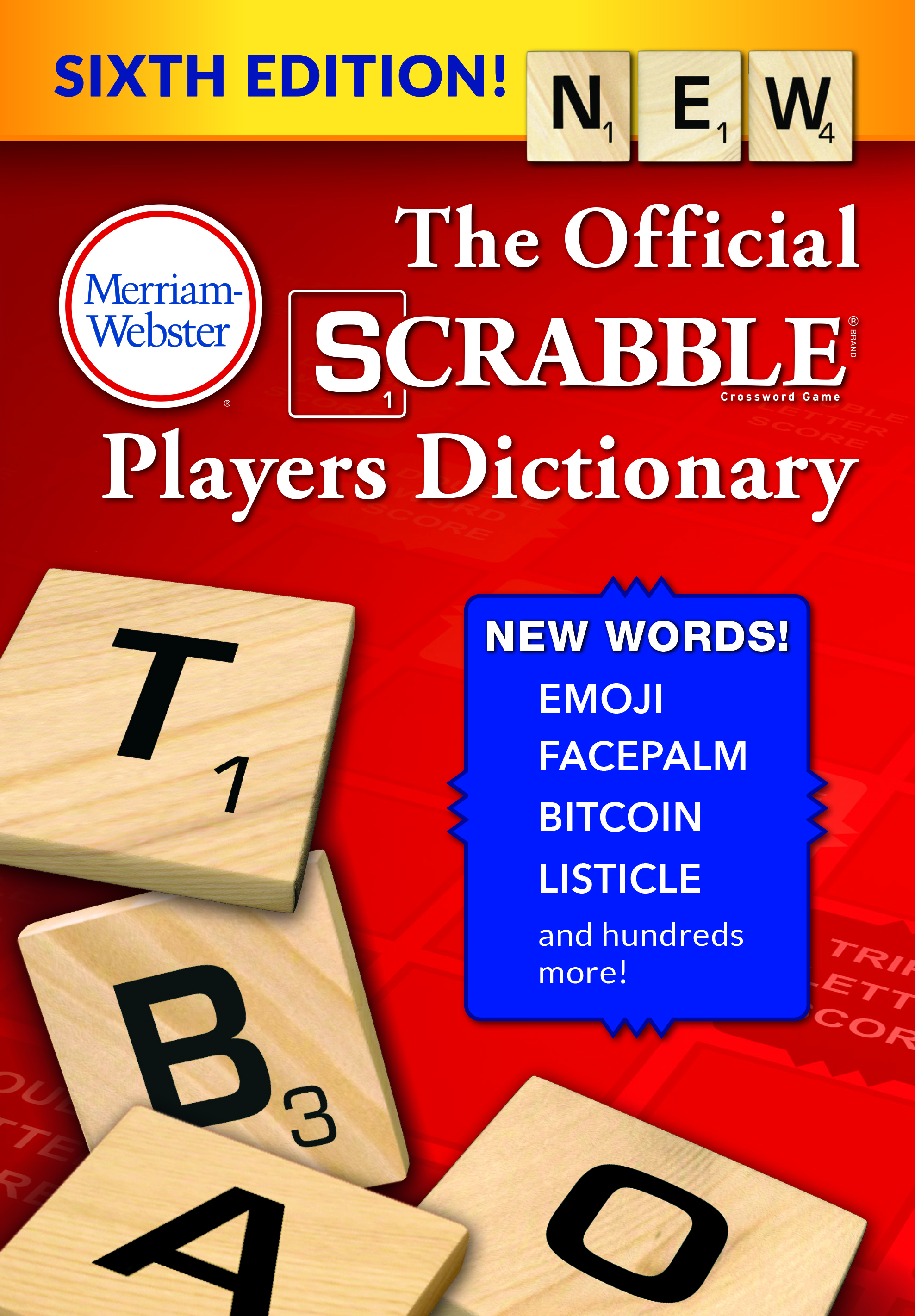 Merriam-Webster Adds Over 300 New Words to The Official